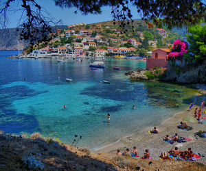 Greece and kefalonia image