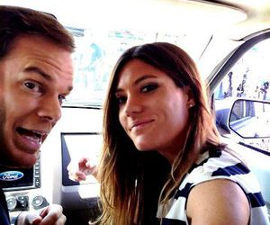 Dexter, jennifer carpenter, and dexter morgan image