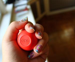 eos, nails, and makeup image