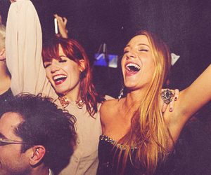 blake lively and florence welch image
