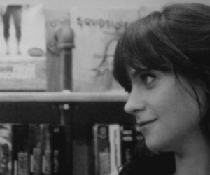 black and white, love, and 500 Days of Summer image
