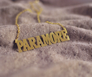 paramore and necklace image