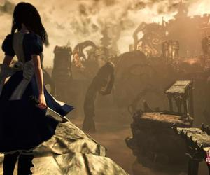 alice, alice in wonderland, and american mcgee's alice image