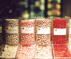 vintage, candy, and food image