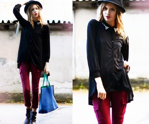 bag, outfit, and ebba zingmark image