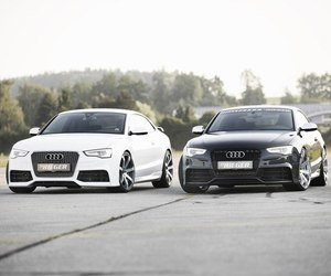 audi, sweet, and black image