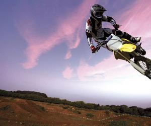 motocross and bike image