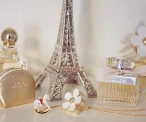 paris, perfume, and eiffel tower image