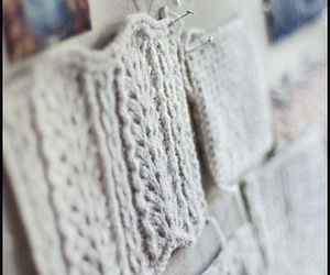board, knit, and cable knit image