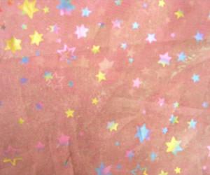 pink, stars, and grunge image