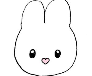 4, bunny, and kawaii image