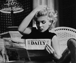 Marilyn Monroe, blonde, and marilyn image