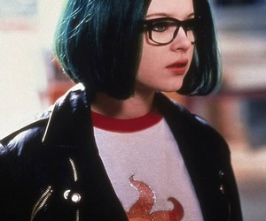 blue hair, enid, and ghost world image
