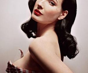 diva, red lips, and wonderfull image