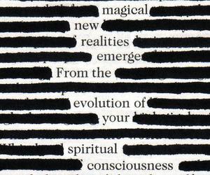 spiritual, consciousness, and quote image
