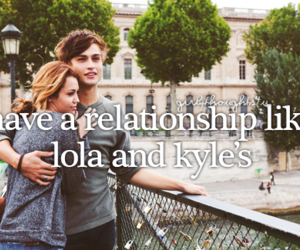lol, kyle, and Lola image