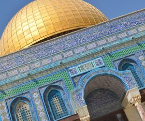 Jerusalem, palestine, and free image