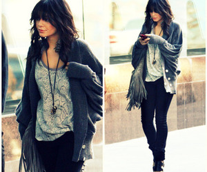fashion, vanessa hudgens, and girl image