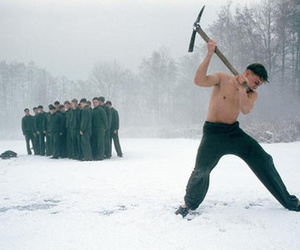 film still, shirtless, and ice image