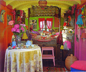 gypsy and interior image