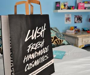 lush, tumblr, and bag image