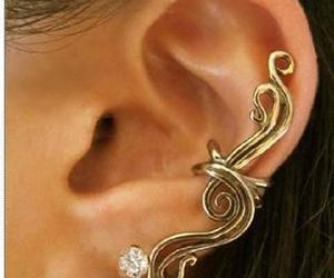earrings, jewelry, and cool image
