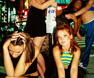 childhood, music, and spice girls image