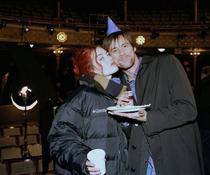 jim carrey, kate winslet, and eternal sunshine of the spotless mind image