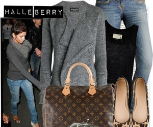 cardigan, casual, and combinations image