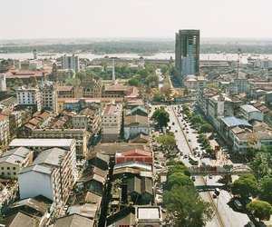 burma and yangon image