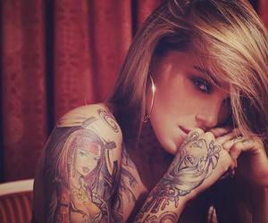 ink, photography, and Suicide Girls image