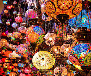 light and lamps image