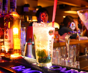 drink, alcohol, and bar image