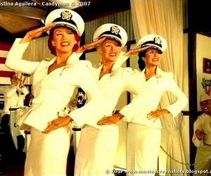 christina aguilera, girls, and sailor image