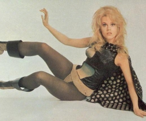1960s, cinema, and Barbarella image