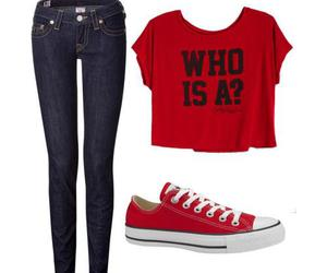 all star, fashion, and clothes image