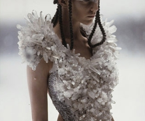 Alexander McQueen, fashion, and a w 1999-20 image