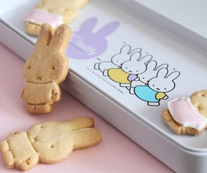 cute, bunny, and Cookies image