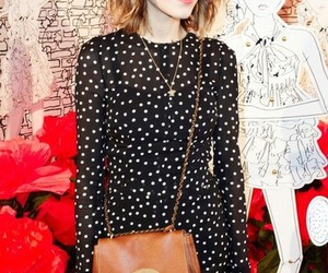 alexa chung, fashion, and model image