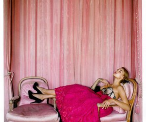 dreams, pink, and vogue image