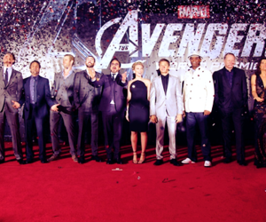 Avengers and jeremy renner image