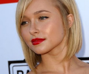 hair, haircut, and hayden panettiere image