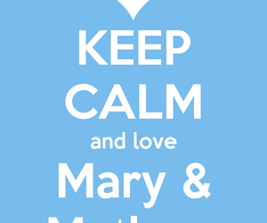 keep calm, downton abbey, and lady mary image