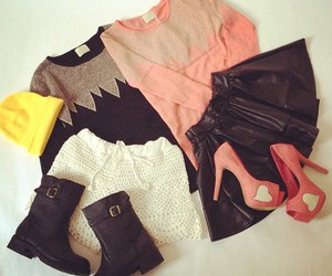 awesome, fashion, and heels image