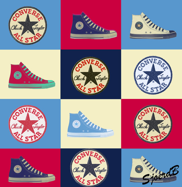 3383e2abbee871 Wallpapers Inspiration › · ~🌙 CREATLVES . Tagged with. all star · converse  · pop art