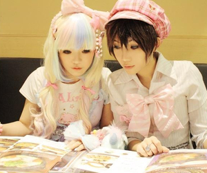 asian, kawaii, and sweet lolita image