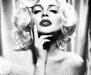 lindsay lohan, Marilyn Monroe, and sexy image