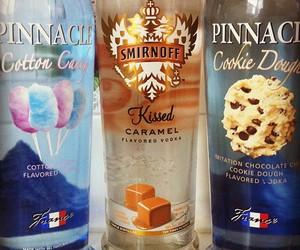 vodka, drink, and caramel image