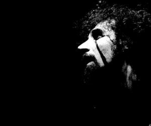 black and white, system of a down, and tankian image