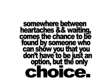 quotes and choice image